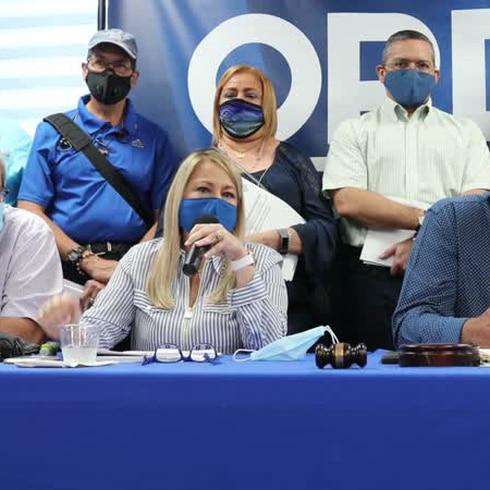 Wanda Vázquez reacciona a aglomeración de personas en Boquerón