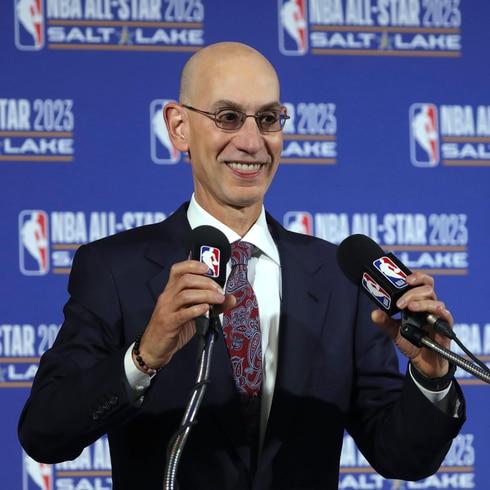 Sobre la mesa un plan para reanudar la NBA