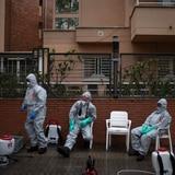 Europa no está incluyendo a ancianos que mueren en hogares entre las víctimas por coronavirus