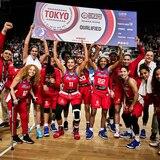 La Selección Nacional femenina de baloncesto recibe invitación para foguear en Bélgica