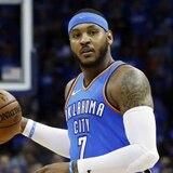 Houston trabaja para fichar a Carmelo Anthony