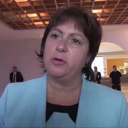 Natalie Jaresko se desvía del escándalo que estremece al gobierno boricua
