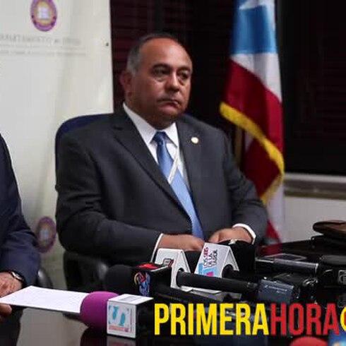"""Justicia reacciona a la no causa para juicio contra """"El Manco"""""""