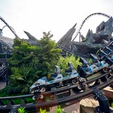 """Universal abrirá la montaña rusa más """"intensa, rápida y alta"""" de Florida"""