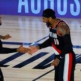Portland entra a los playoffs a cuenta de Memphis