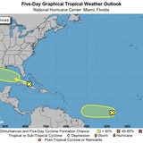 Onda tropical de camino al Caribe mantiene su potencial ciclónico