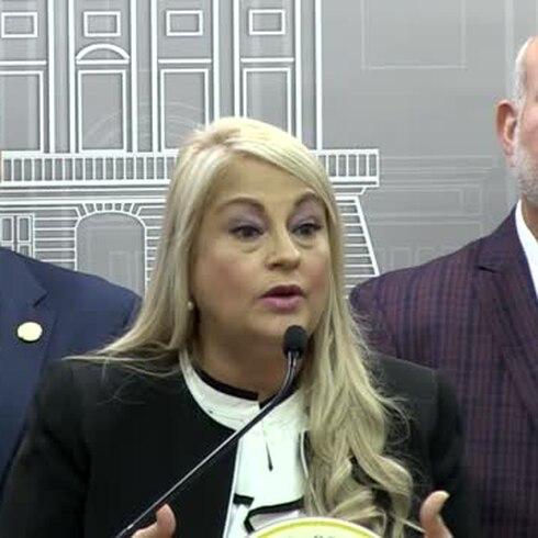 Wanda Vázquez insiste en no sacar del sur a víctimas del terremoto
