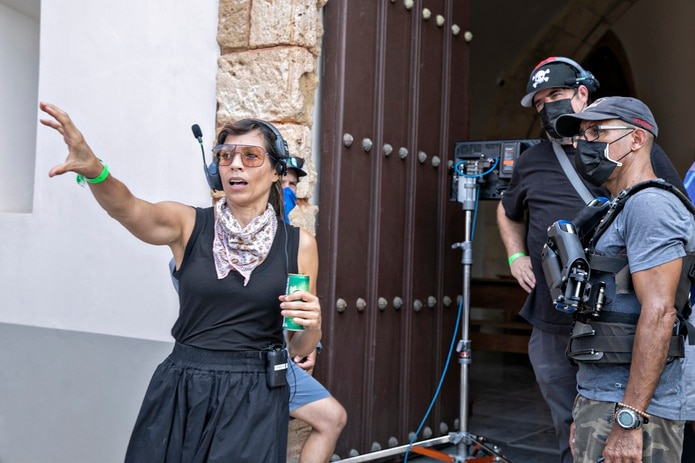 Este documental está dirigido por la cineasta Mariem Pérez y producido por Cinetrix.