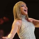 Yolandita Monge derrocha pasión y romance durante su concierto