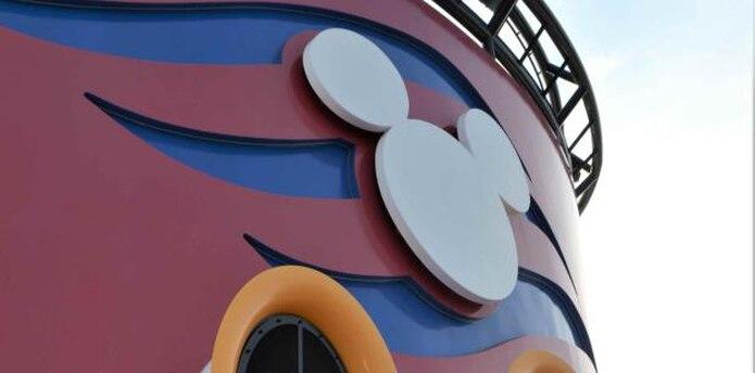 El imputado labora en la línea de cruceros de Disney. (Archivo)