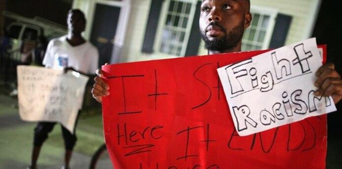 Los tiroteos con connotaciones raciales en Estados Unidos han generado atención generalizada. (AFP)