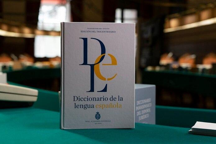 Diccionario de la lengua española.