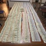 Arrestan pasajero en aeropuerto de Aguadilla con más de $43 mil en efectivo
