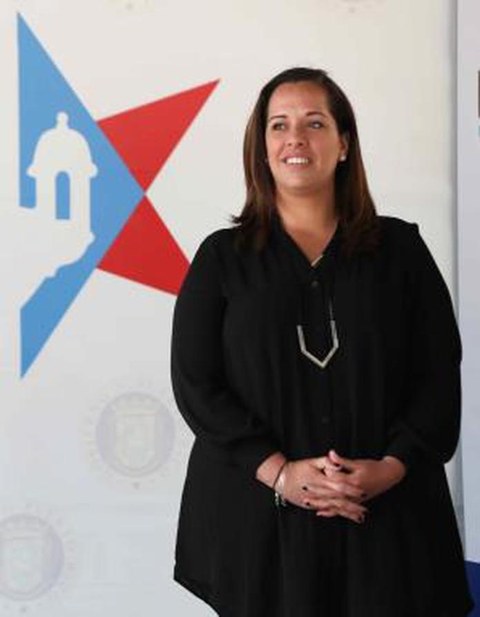 Carla Campos, secretaria de Turismo (Archivo)