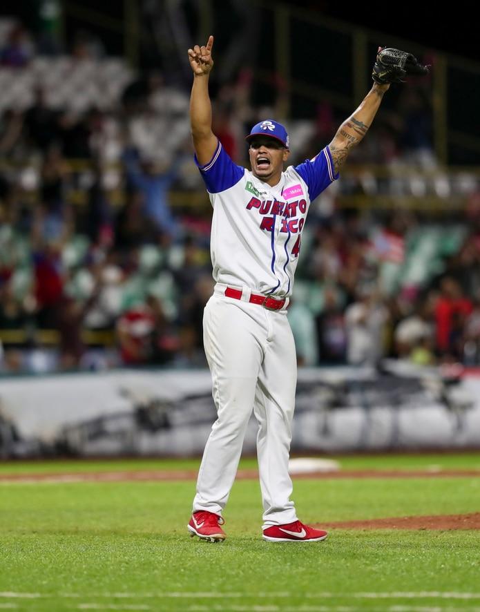 El derecho Fernando Cruz será uno de los integrantes del cuerpo monticular de la novena boricua.