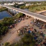 Estados Unidos intentará expulsar a haitianos a países de Sudamérica si hay nueva ola