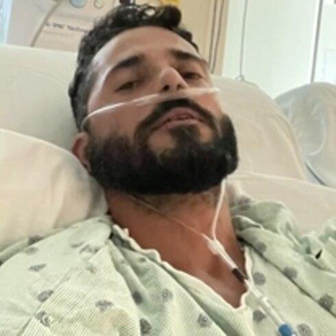Actor Jorge Alberti confiesa que estuvo hospitalizado en intensivo con COVID-19