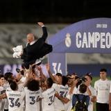 Mariano Díaz, del Real Madrid, arroja positivo