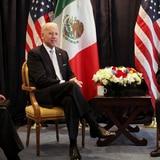 Se reúnen Joe Biden y Andrés Manuel López Obrador