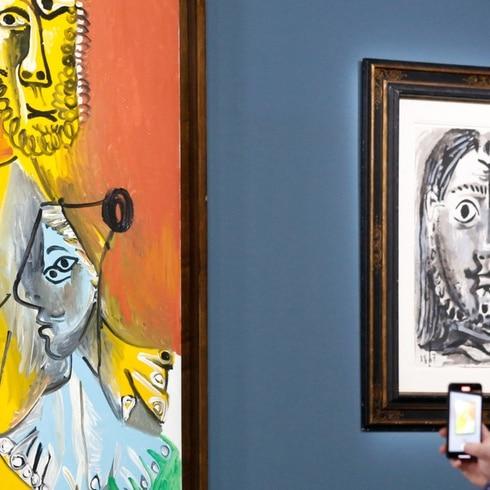 11 obras de Picasso se venden por $109 millones