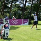 Rafa Campos tiene hoy su primera cita en el golf en Tokio