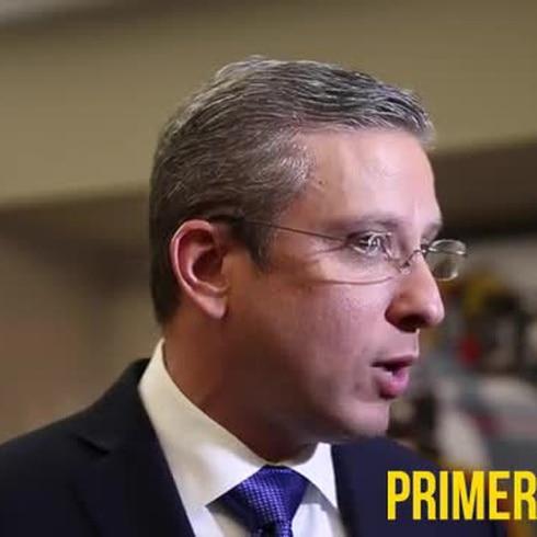 García Padilla habla sobre Óscar López