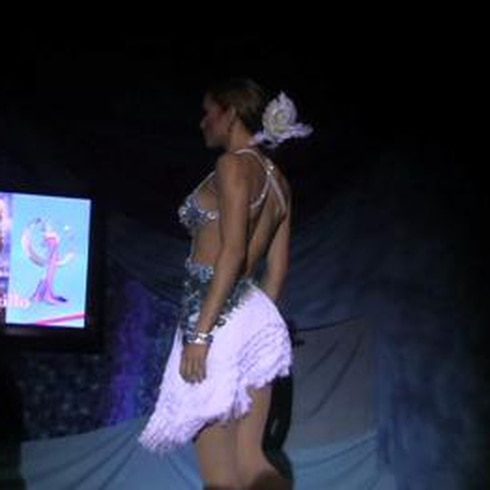Talent show Miss Universe Puerto Rico 2014: Miss Luquillo
