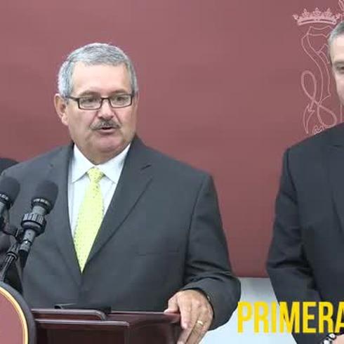 Designan a José Caldero como nuevo superintendente de la Policía