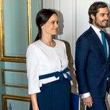 Príncipes Carlos Felipe y Sofía de Suecia dan positivo por coronavirus