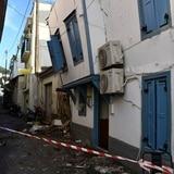 Cámaras de seguridad graban momento del fuerte terremoto en Turquía