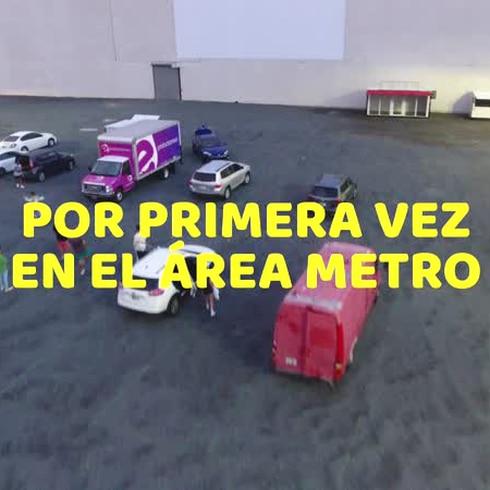 The Mall of San Juan presenta su Drive-in Cinema