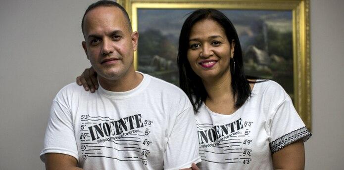 Tras ser transportado desde Arecibo, donde estaba sumariado, Antonio Ramos tuvo un encuentro íntimo en el seno de su residencia. (Para Primera Hora / Xavier García)