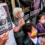 Julian Assange pudiera volver a Australia