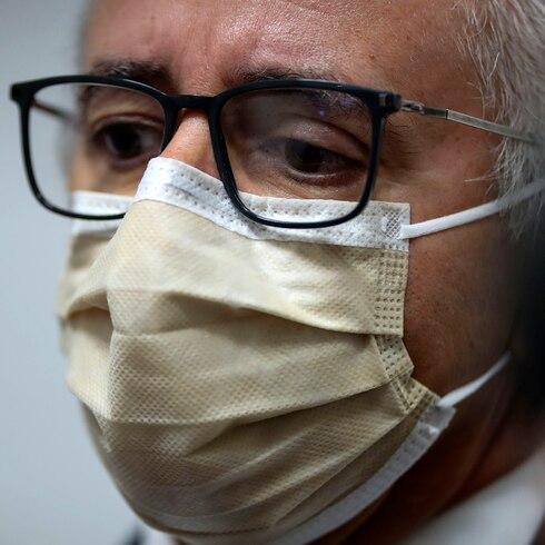 """Doctor Juan Salgado: """"Nosotros no hicimos nada que nos podamos arrepentir"""""""