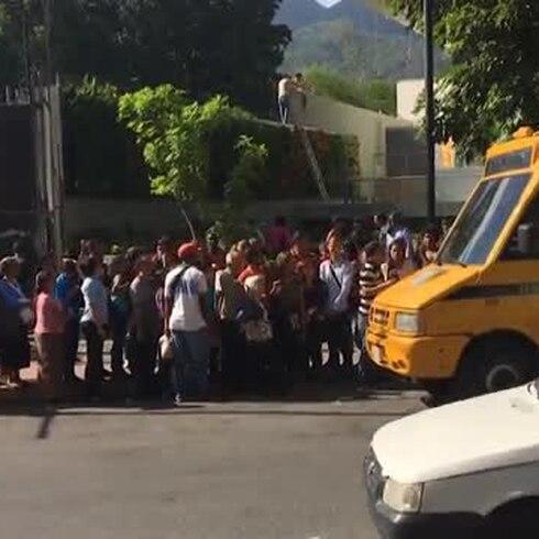 Venezuela se queda sin luz otra vez