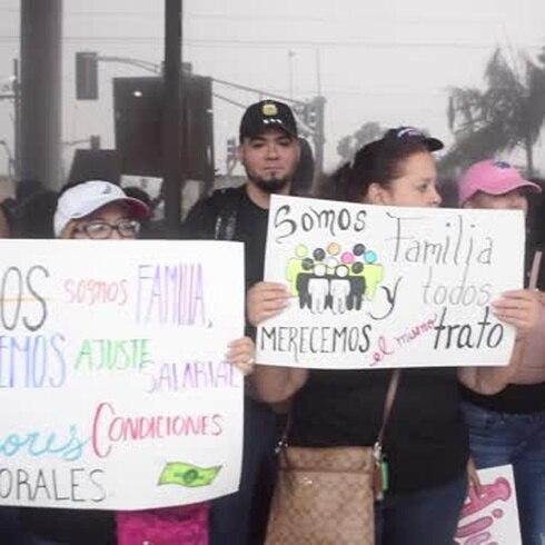 Empleados de Familia reclaman justicia salarial