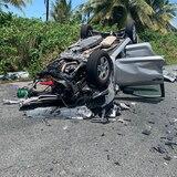 Conductora fallece en accidente de tránsito en Dorado