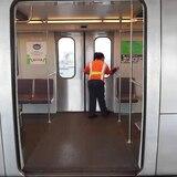 Este es el protocolo para poder utilizar el Tren Urbano