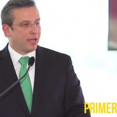 García Padilla reacciona a aprobación de la 'Crudita'
