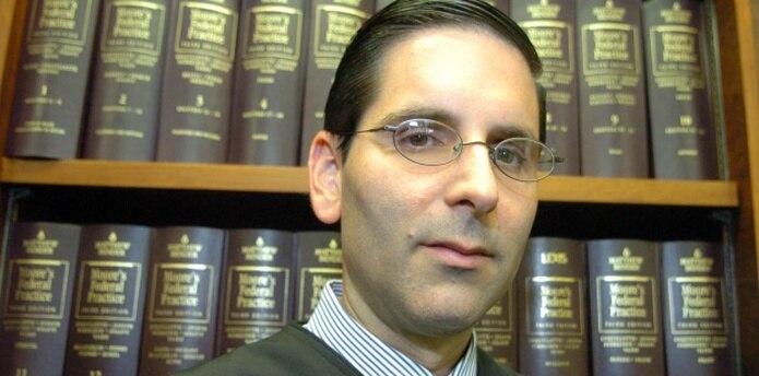 El juez federal Gustavo Gelpí no aceptó el acuerdo de culpabilidad por las discapacidades del acusado. (Archivo)
