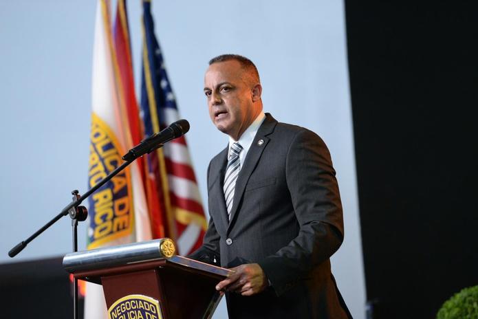 El comisionado del Negociado de la Policía, Antonio López Figueroa no cree en la pena de muerte.