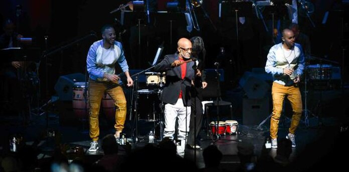 El domingo en Mayagüez celebran la segunda edición del Festival de Salsa Frankie Ruiz, donde rendirán homenaje y se presentará Roberto Roena con su Apollo Sound. (Archivo)