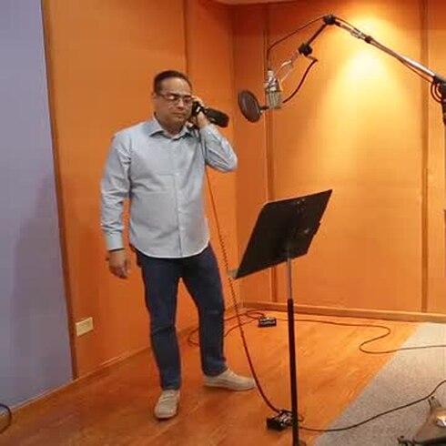 Gilbertito se estrena en la música infantil