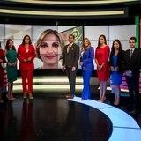 """Se emocionan Deborah Martorell y Celimar Adames al presentar """"Las Noticias"""" de TeleOnce"""