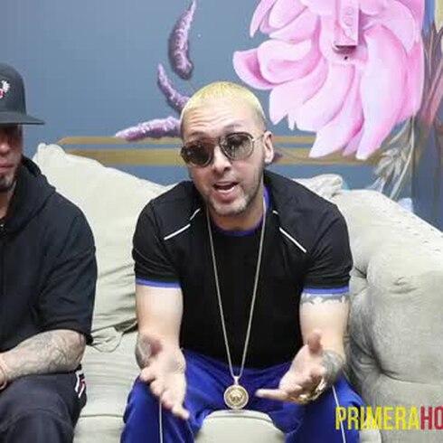 """Alexis y Fido se proclaman bien originales con su """"Reggaeton Ton"""""""
