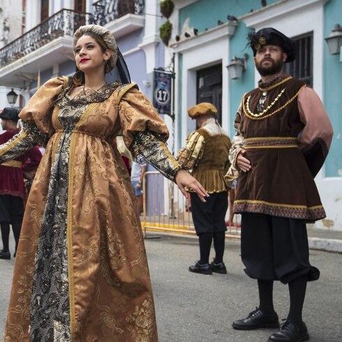 Así celebró San Juan sus 500 años