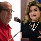 Acevedo Vilá le cuestiona a Jenniffer González si todavía apoya a Trump