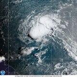 Tormenta tropical Josephine pierde fuerza en el Atlántico