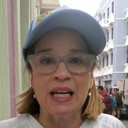 Reacciona Carmen Yulín Cruz a escándalo de suministros en Ponce