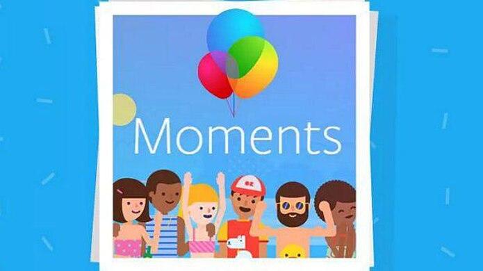 Moments utiliza tecnología de reconocimiento facial para ayudar al usuario a gestionar sus fotografías. (Foto: Facebook)